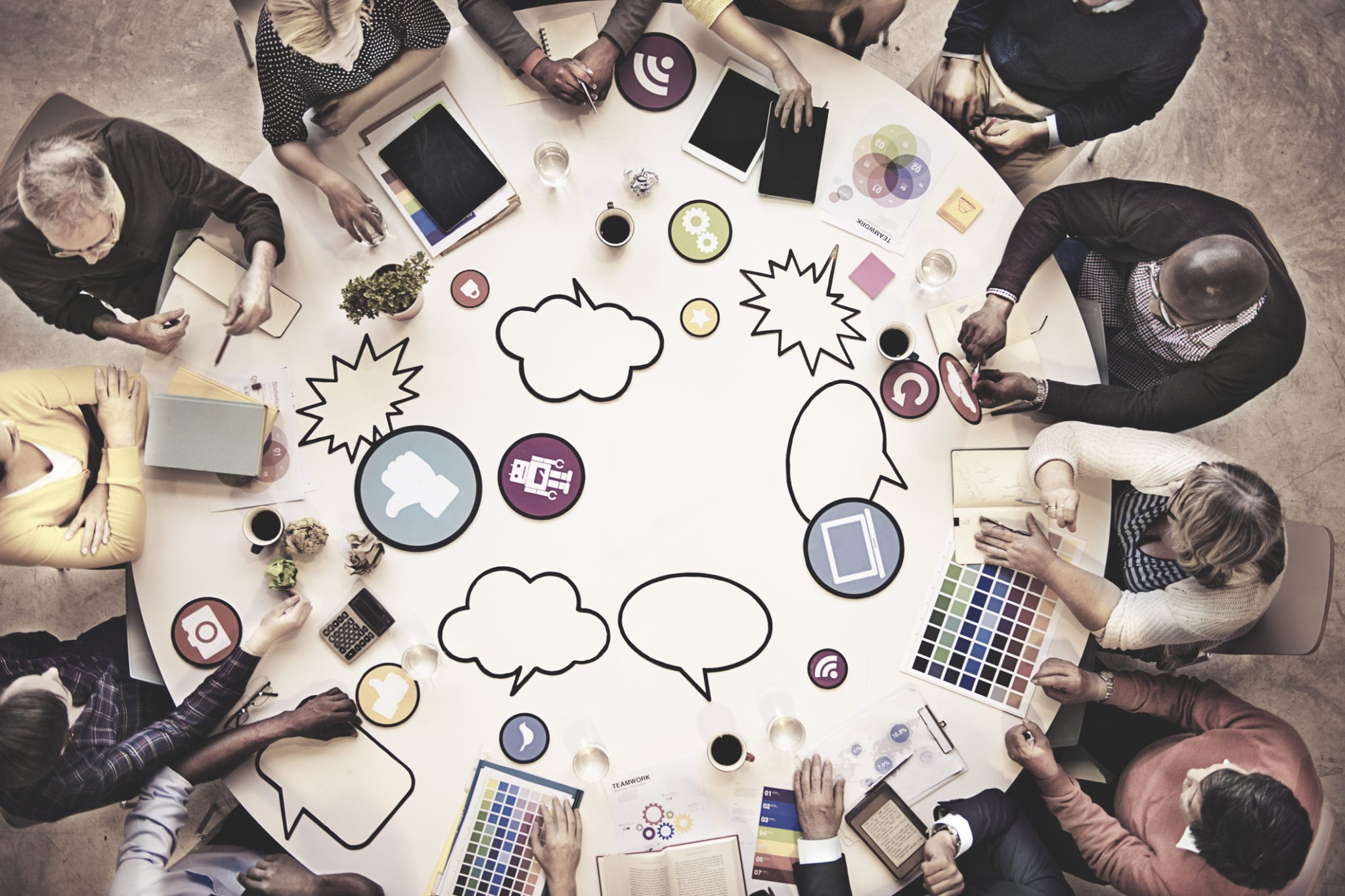 Improve Team Productivity with These 3 Online Collaboration Tools