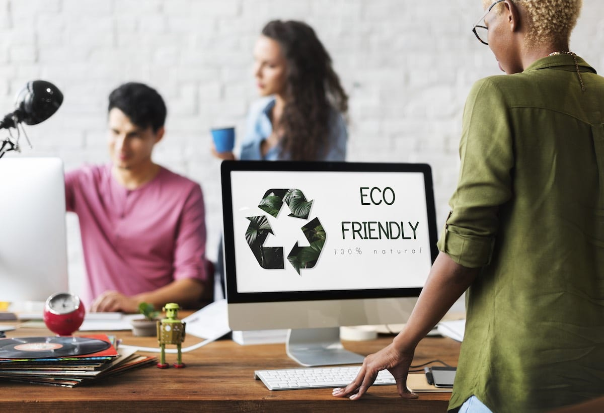 5 Tips to Create an Eco-Friendly Office