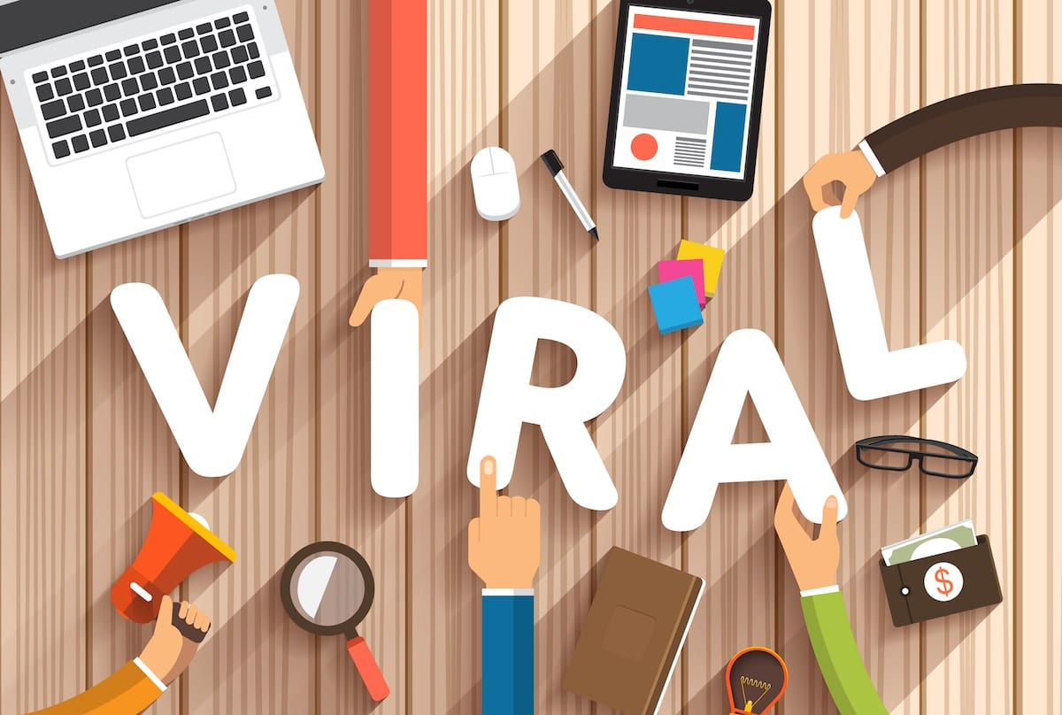 How to Go Viral for Free? (Action Steps Included)