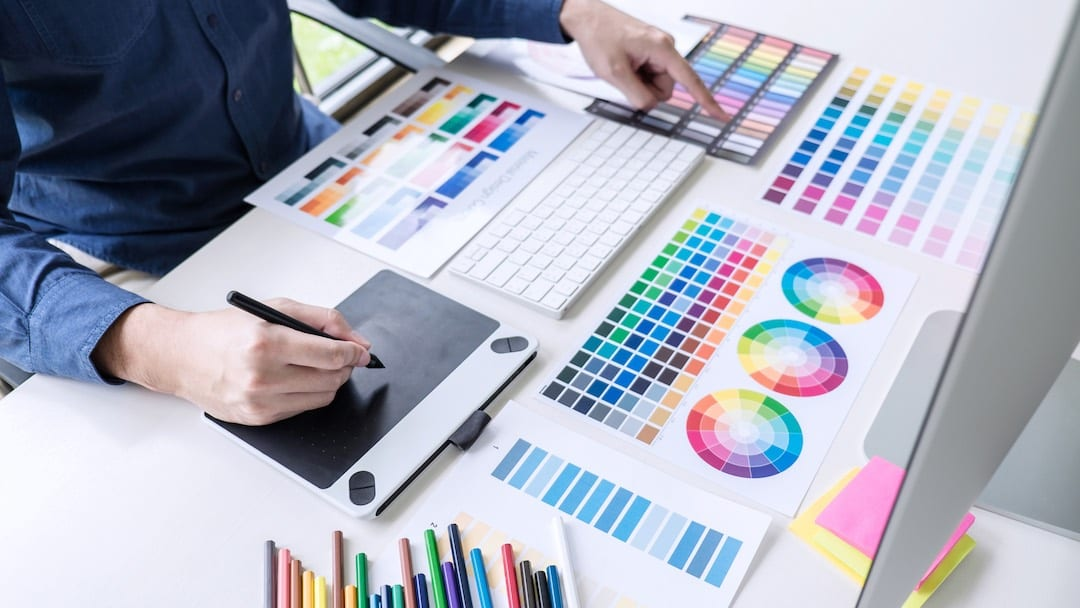 5 Reasons to Use Graphic Design In Your Digital Marketing Strategy